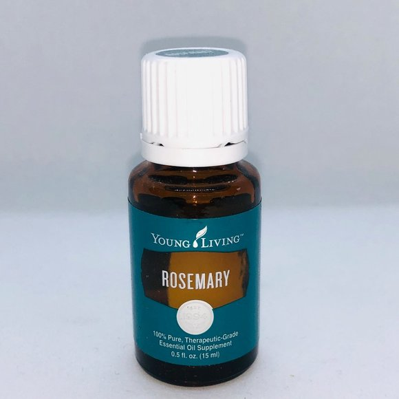 Young Living Essential Oil: Rosemary